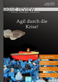 PRINT & DIGITAL agile review