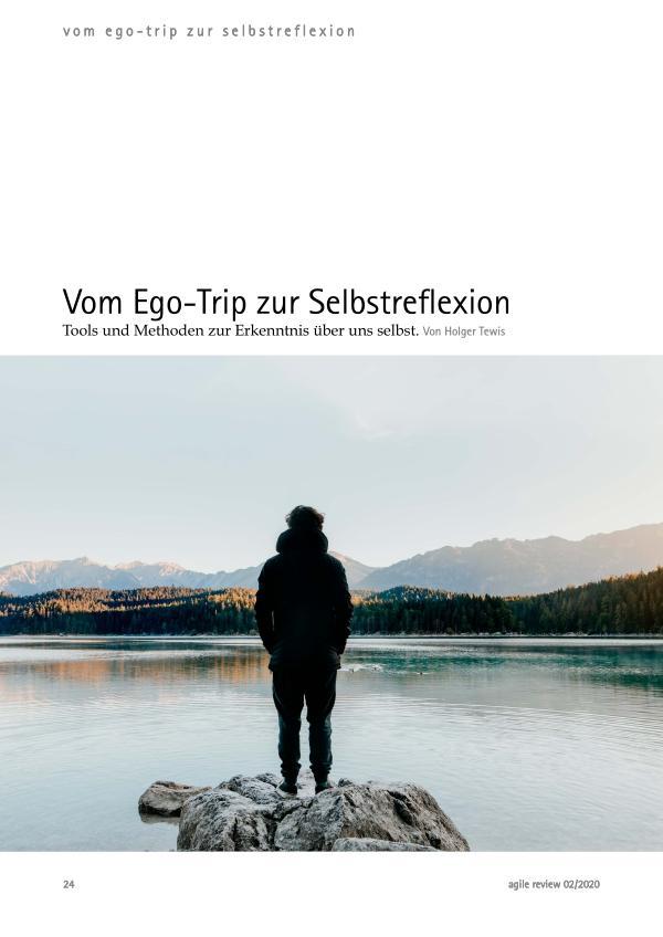 Feedback & Selbstreflexion Agil durch die Krise! (2020/2)
