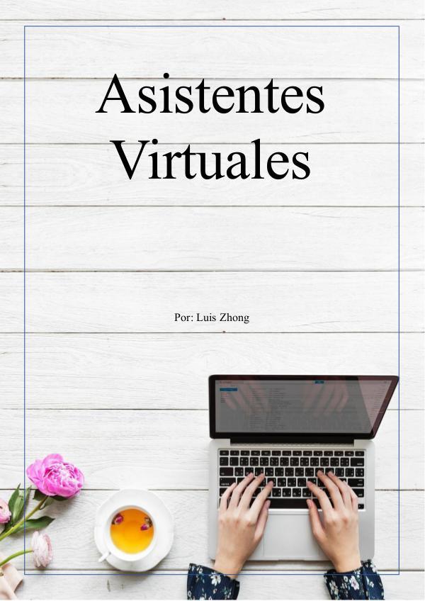 Asistente virtual qué es un asistente virutal