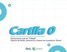 "Cartilla ""Enlace"""