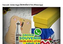Souvenir Asbak Jogja Ö838_4Ö61_2744[wa]