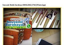 Souvenir Batik Surabaya 0838.4061.2744[wa]