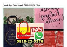 Goodie Bag Polos Murah O818225376[wa]