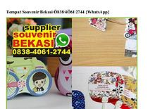 Tempat Souvenir Bekasi 0838·4061·2744[wa]