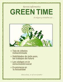 REVISTA GREEN TIME