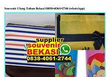 Souvenir Ulang Tahun Bekasi Ô8384Ô612744[wa]
