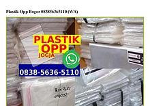 Plastik Opp Bogor Ô838·5636·511Ô[wa]
