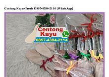 Centong Kayu Grosir Ö85743842114[wa]