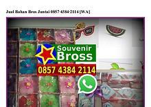 Jual Bahan Bros Juntai Ö85743842114[wa]