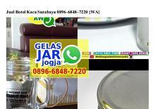Jual Botol Kaca Surabaya O896•6848•722O[wa]