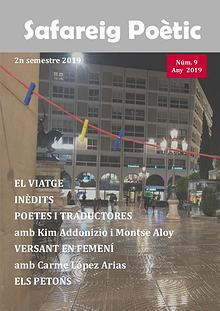 Revista Safareig Poètic núm 9