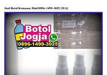 Jual Botol Kemasan 30ml 0896I4993025[wa]