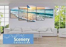 Scenery Multi-Panel Wall Art Collection for Your Home