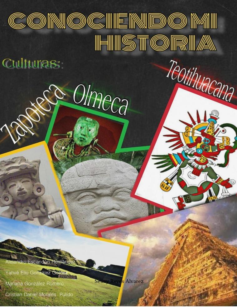 Culturas Mesoamericanas Zapotecas-y-Teotihuacanos