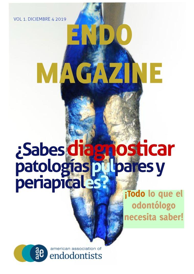DIAGNÓSTICO PULPAR Y PERIAPICAL V1