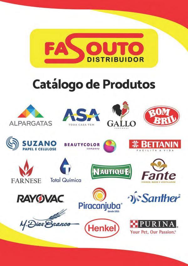 Catalogo de Produtos da Fasouto Distribuidor Catálogo Distribuição (19-09) (2)