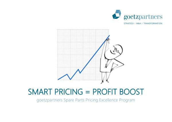 Brochure: Pricing Excellence