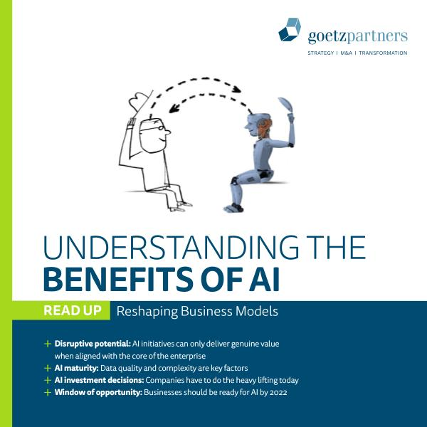 Study: Understanding the Benefits of AI