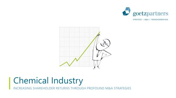 STUDY: M&A strategies for the chemical industry