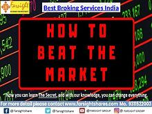 Best Broking Services India, Stock Broking India, Financial Planning