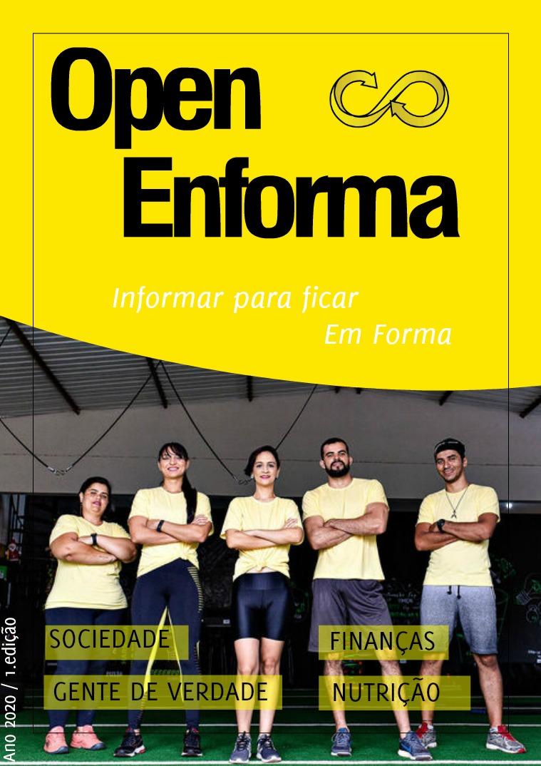 OPEN ENFORMA Open Enforma - 1. Edição