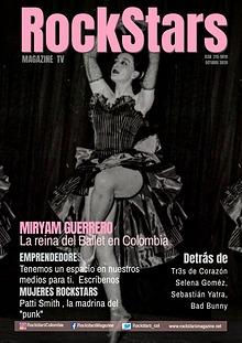 """Miryam Guerrero """"La reina del Ballet en Colombia"""""""