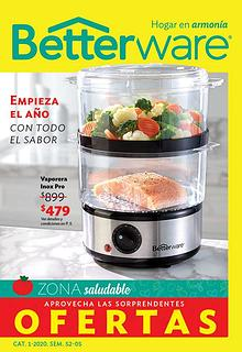 Betterware No. 1 2020