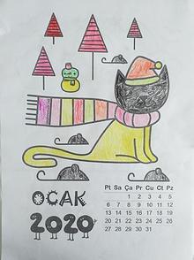 2020 TAKVİMİ
