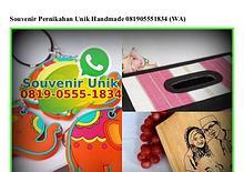 Souvenir Pernikahan Unik Handmade O819_O555_1834[wa]
