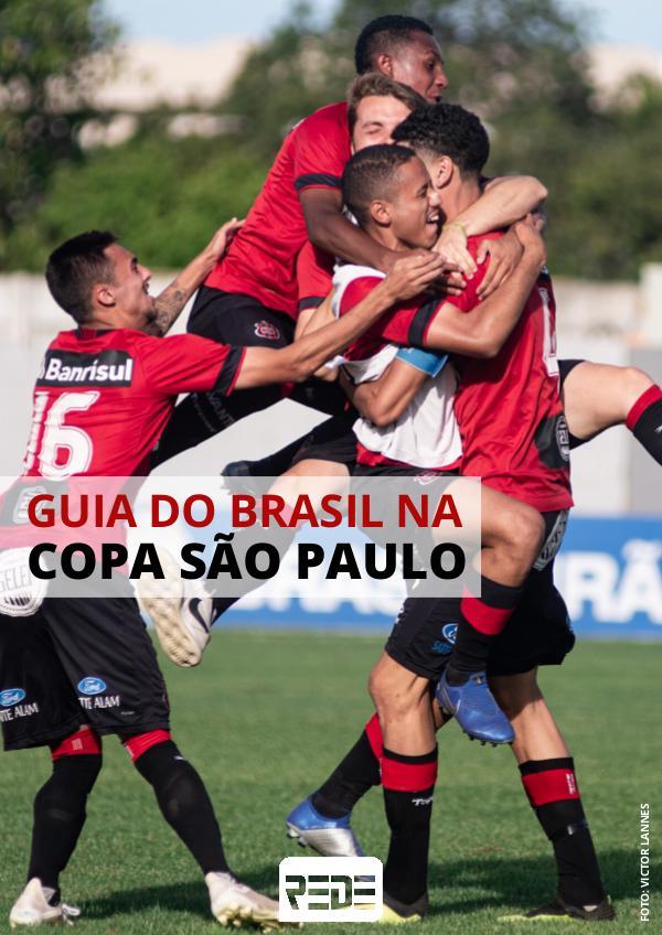 Guia do Brasil na Copa São Paulo. GUIA COPA SP