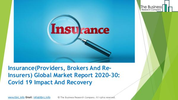 Insurance(Providers, Brokers And Re-Insurers) Glob