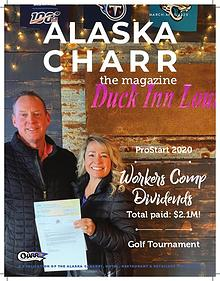Alaska CHARR - the Magazine