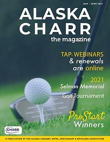 Alaska CHARR - The Magazine May/June