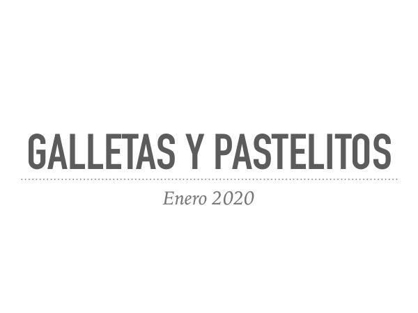 Catalogos Galletas y pastelitos