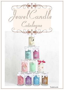Jewel candle Bougies