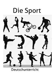Almanca Sporlar