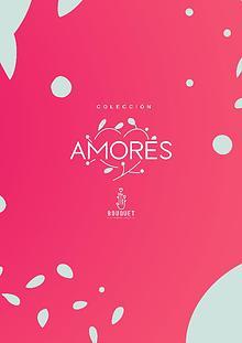 Catálogo Amores