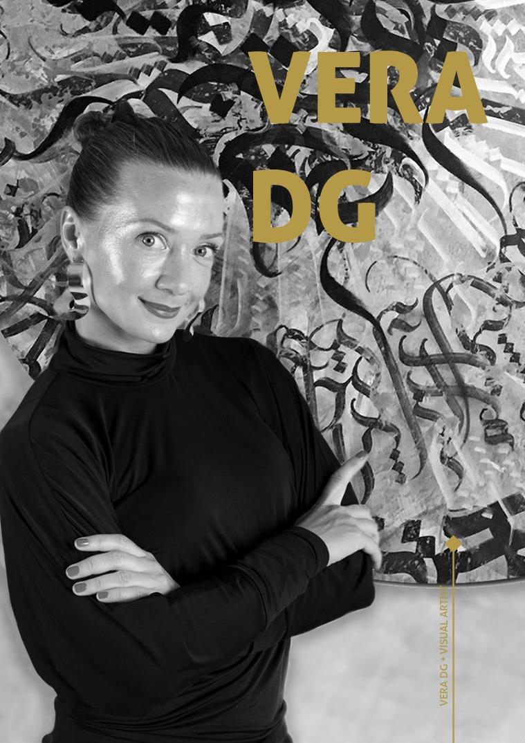 Vera DG - Art is an Experience by Vera DG