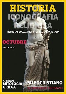 Iconografía religiosa en la historia del arte