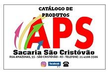 Catálogo preços APS Sacaria