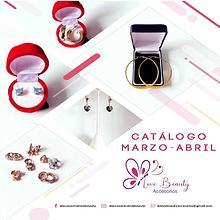 Catálogo marzo Accesorios Love Beauty