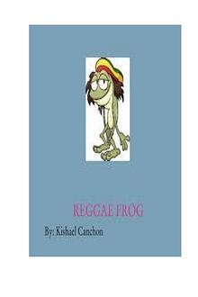 Reggae Frog