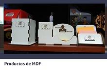 Productos MDF AAN