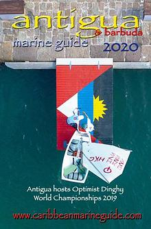 Antigua & Barbuda Marine Guide
