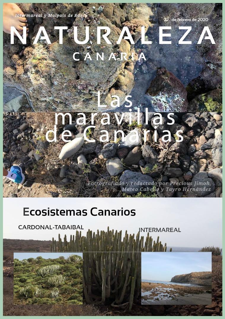 Revista de biología Revista de Naturaleza Canaria