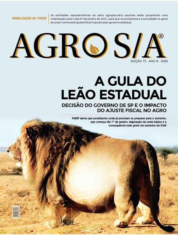 Revista de agricultura e pecuaria