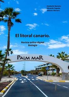 Fauna y flora de la zona litoral.