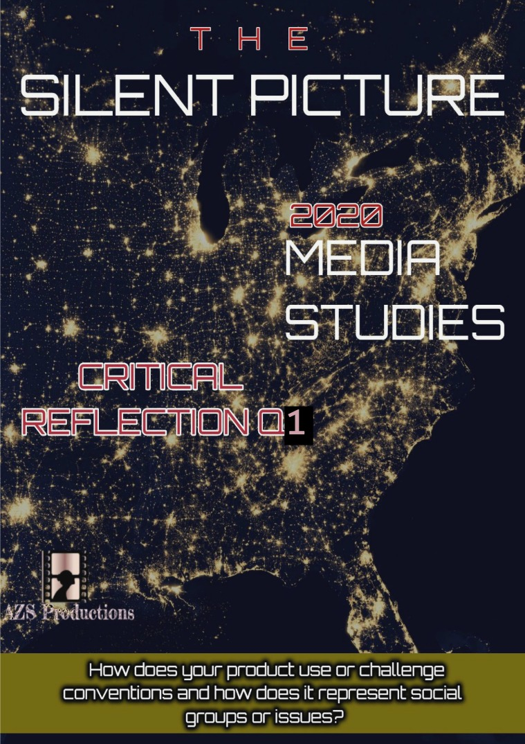 critical reflection Q1 / film (the silent picture)/ as media studies