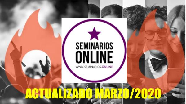 Seminarios Online Seminarios Online