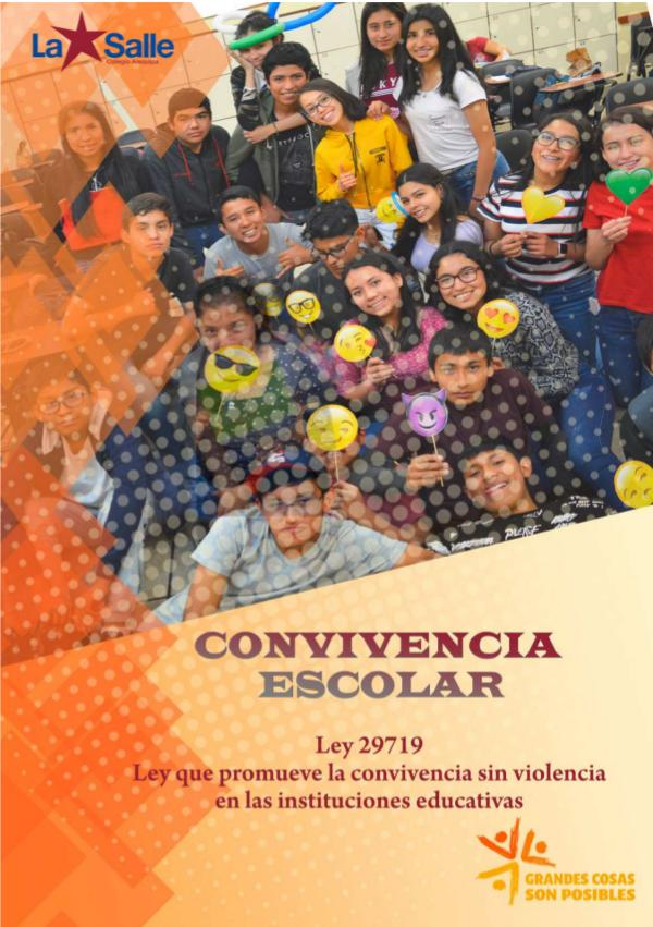 Convivencia Escolar violencia